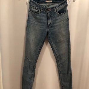 721 Levi's High Rise Jeans